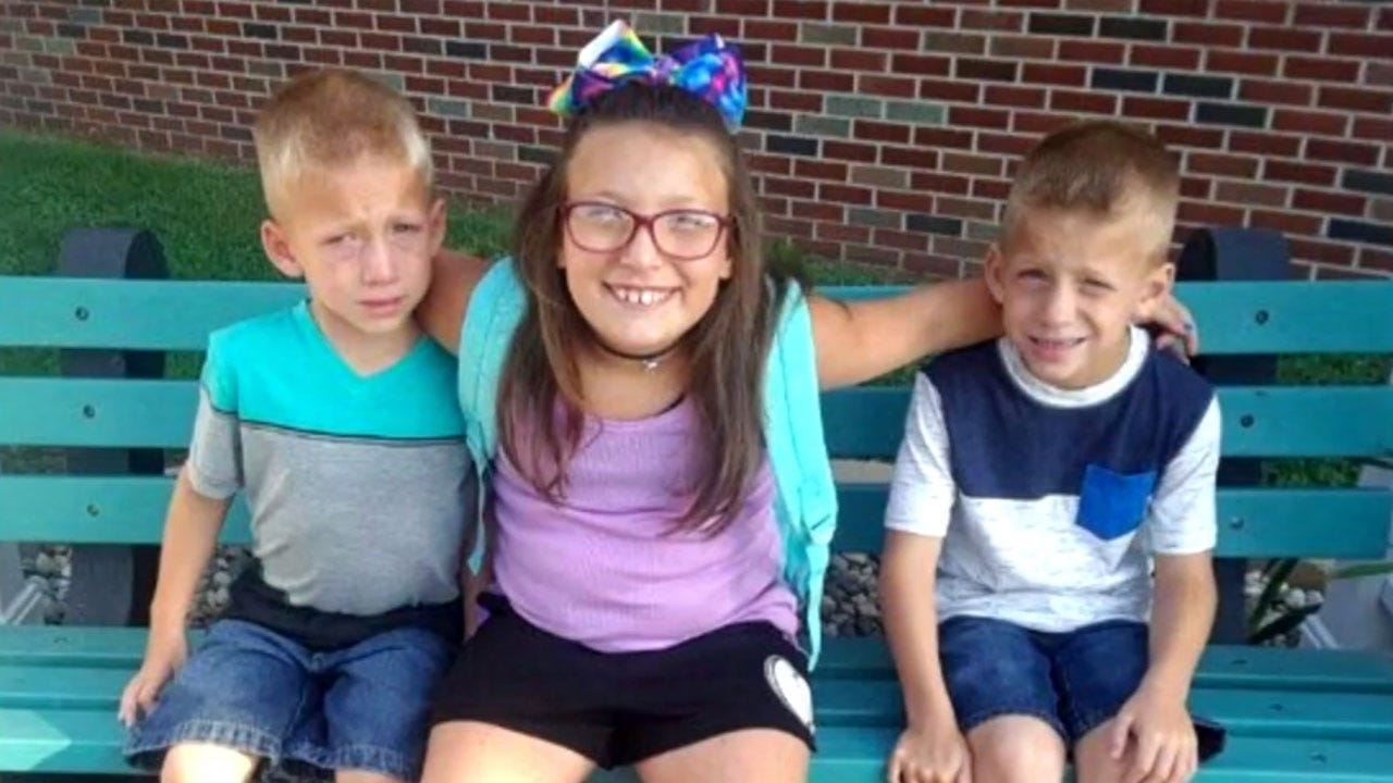 Indiana Bus Stop Crash: Driver Charged In Deaths Of Girl, 9, Her Twin 6-Year-Old Brothers