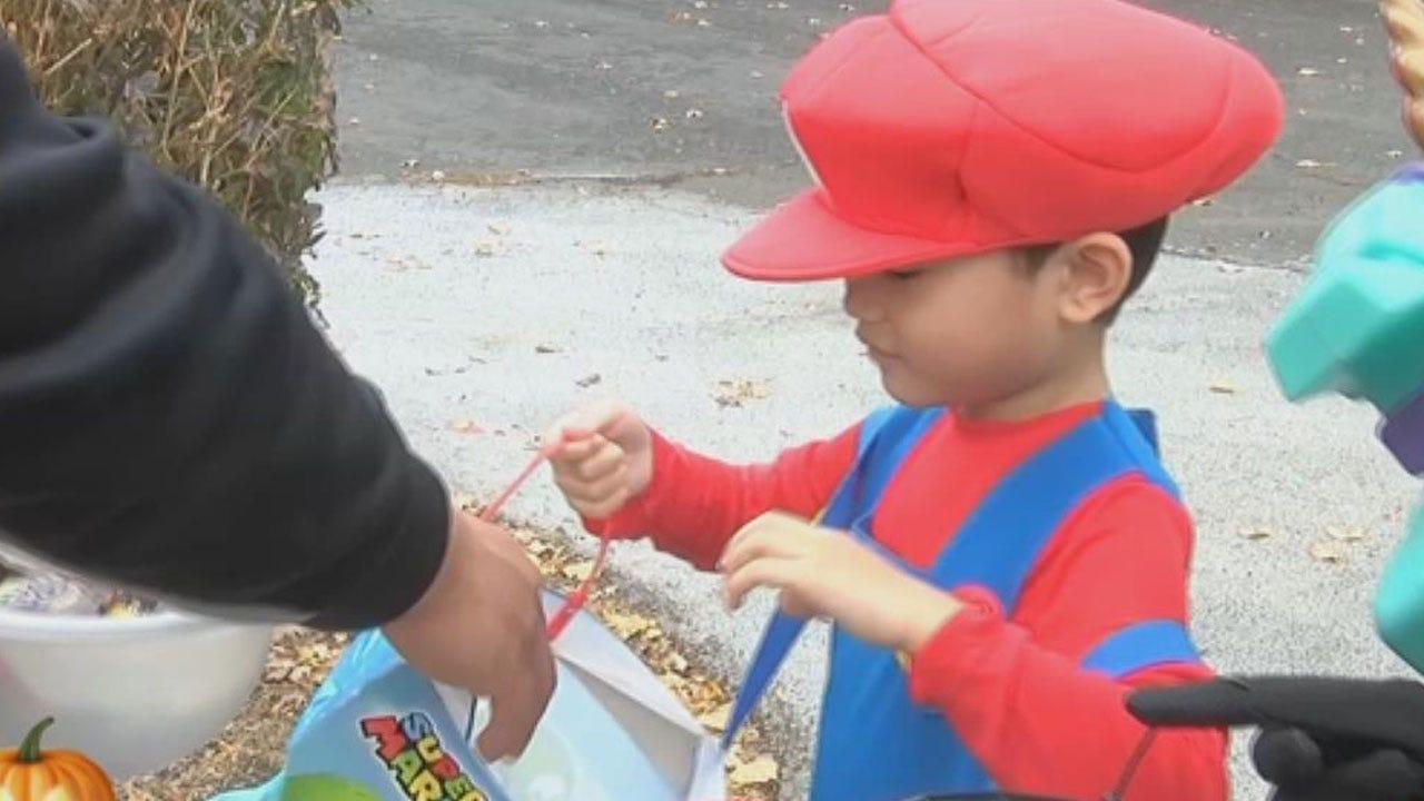 OCPD Urging Driver Awareness During Halloween
