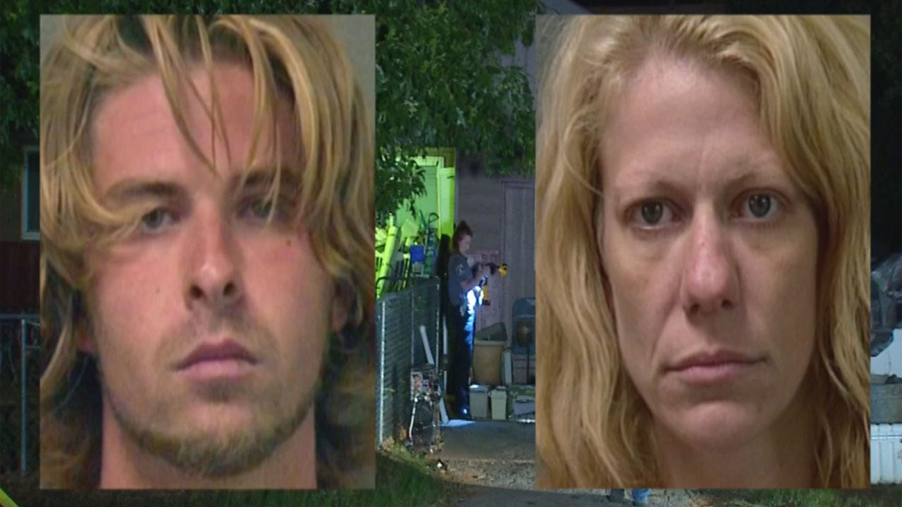 2 Arrests Made In Choctaw Burglary Ring