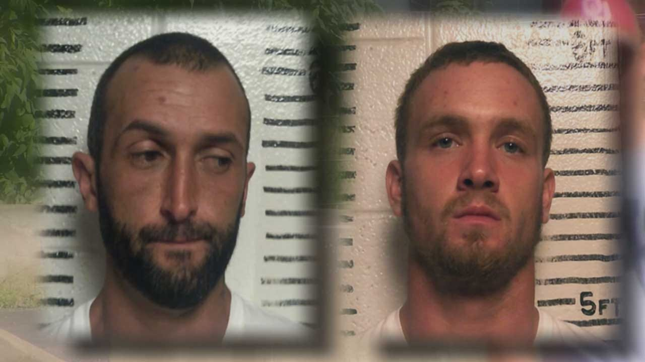 2 Garvin County Men Charged For Beating Teen