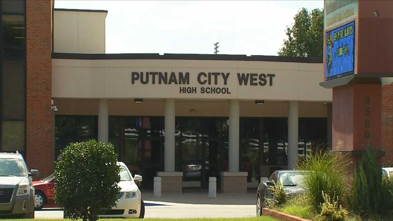 Student Arrested, Accused Of Bringing Weapon To Putnam City West High School