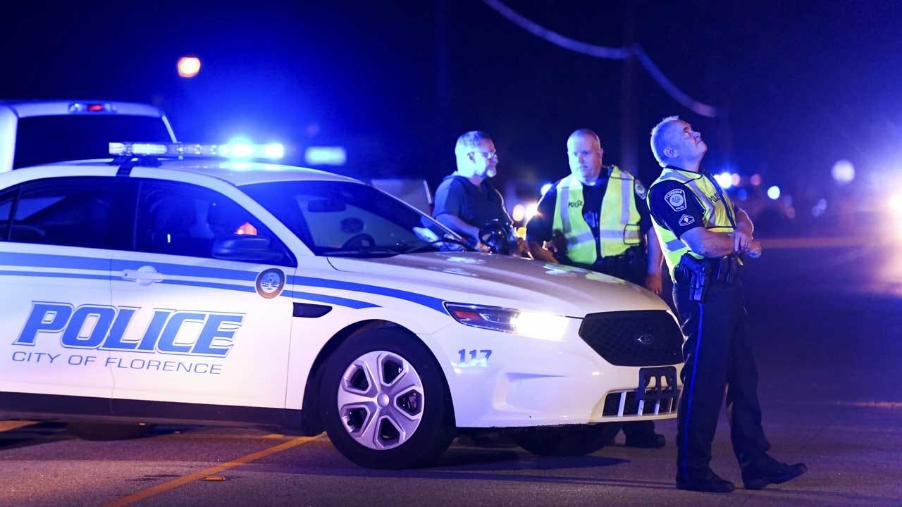 Suspect In Deadly South Carolina Police Ambush Identified As Elderly Vet
