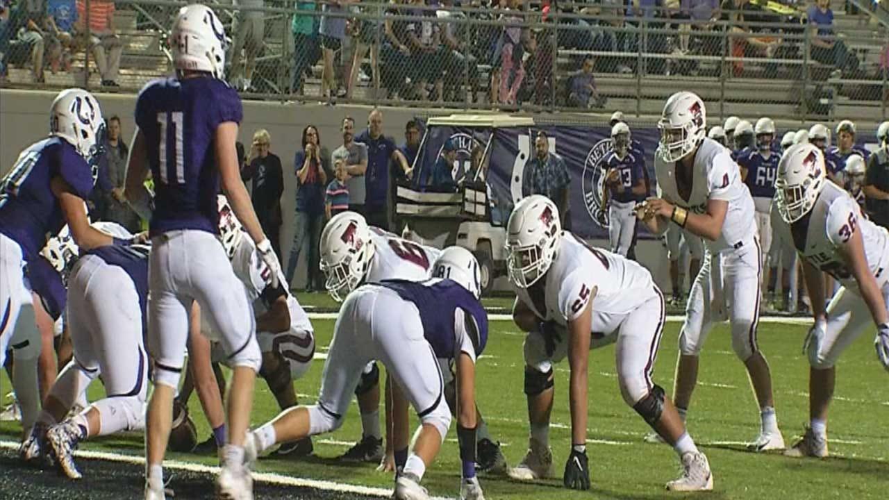 High School Football Round Up: Week 6