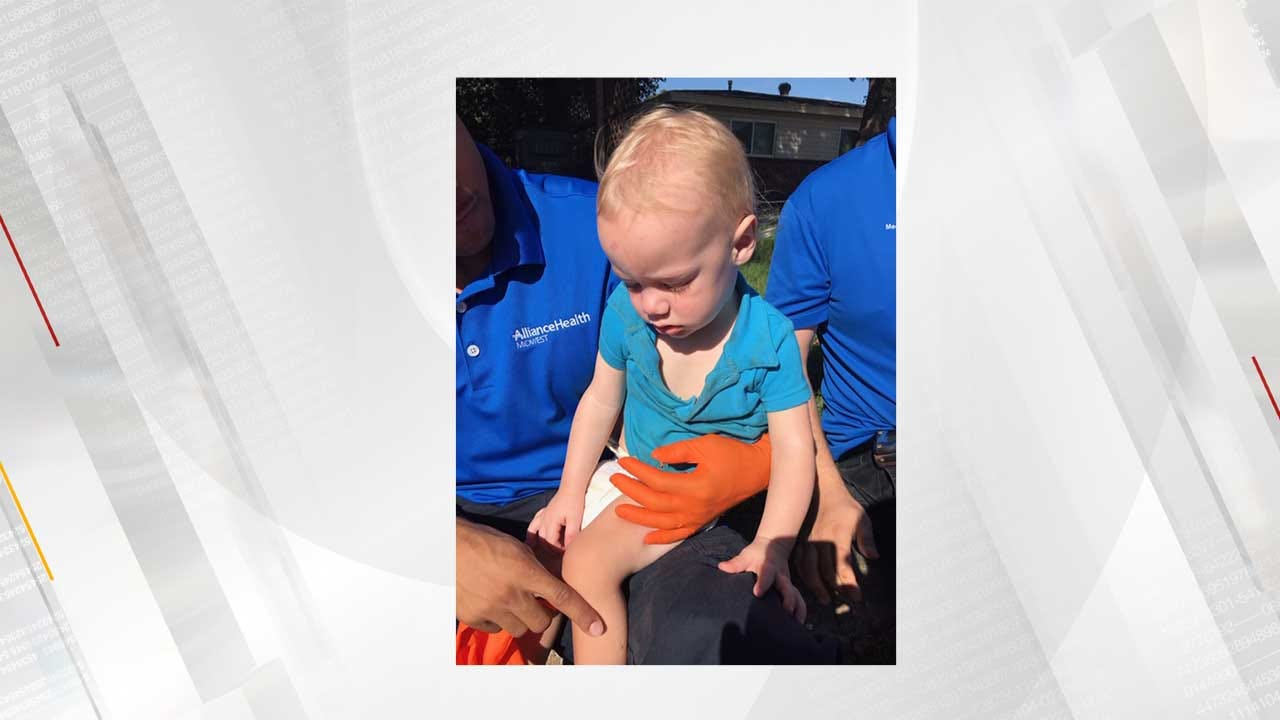 Mother Reclaims Son After 1-Year-Old Was Found Wandering Alone