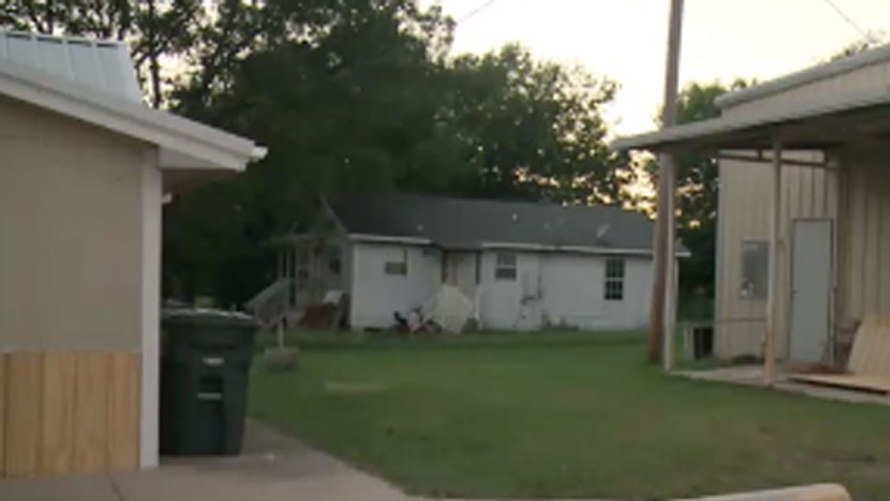Oklahoma Girl Electrocuted Reaching Behind Dryer For Puppy