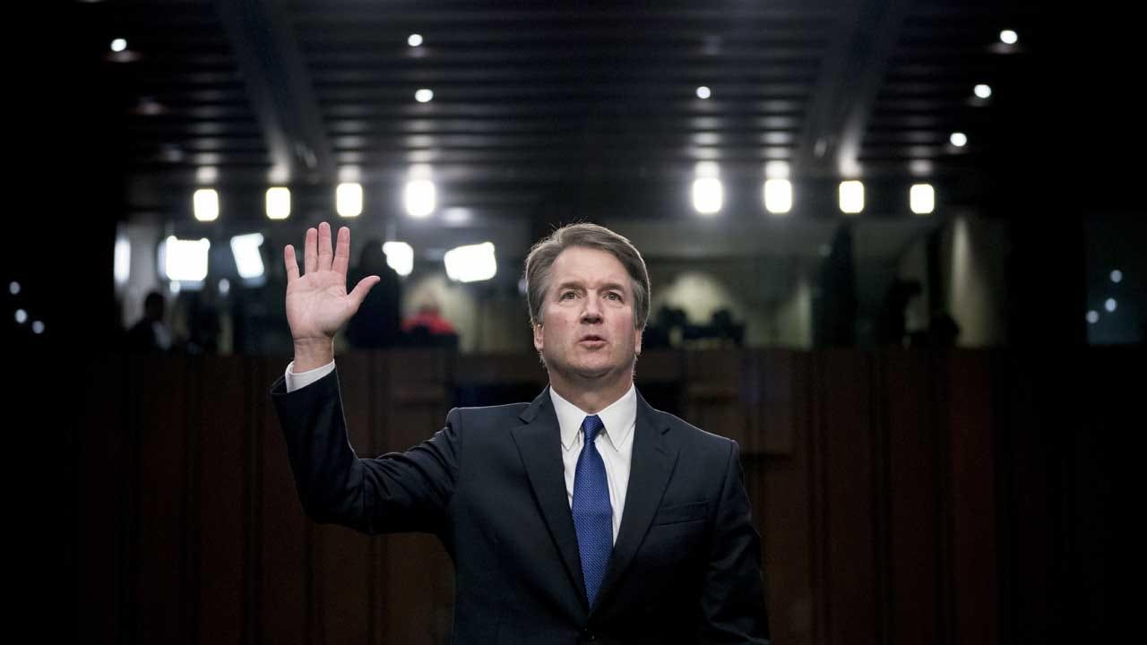 Senate Confirms Kavanaugh To High Court