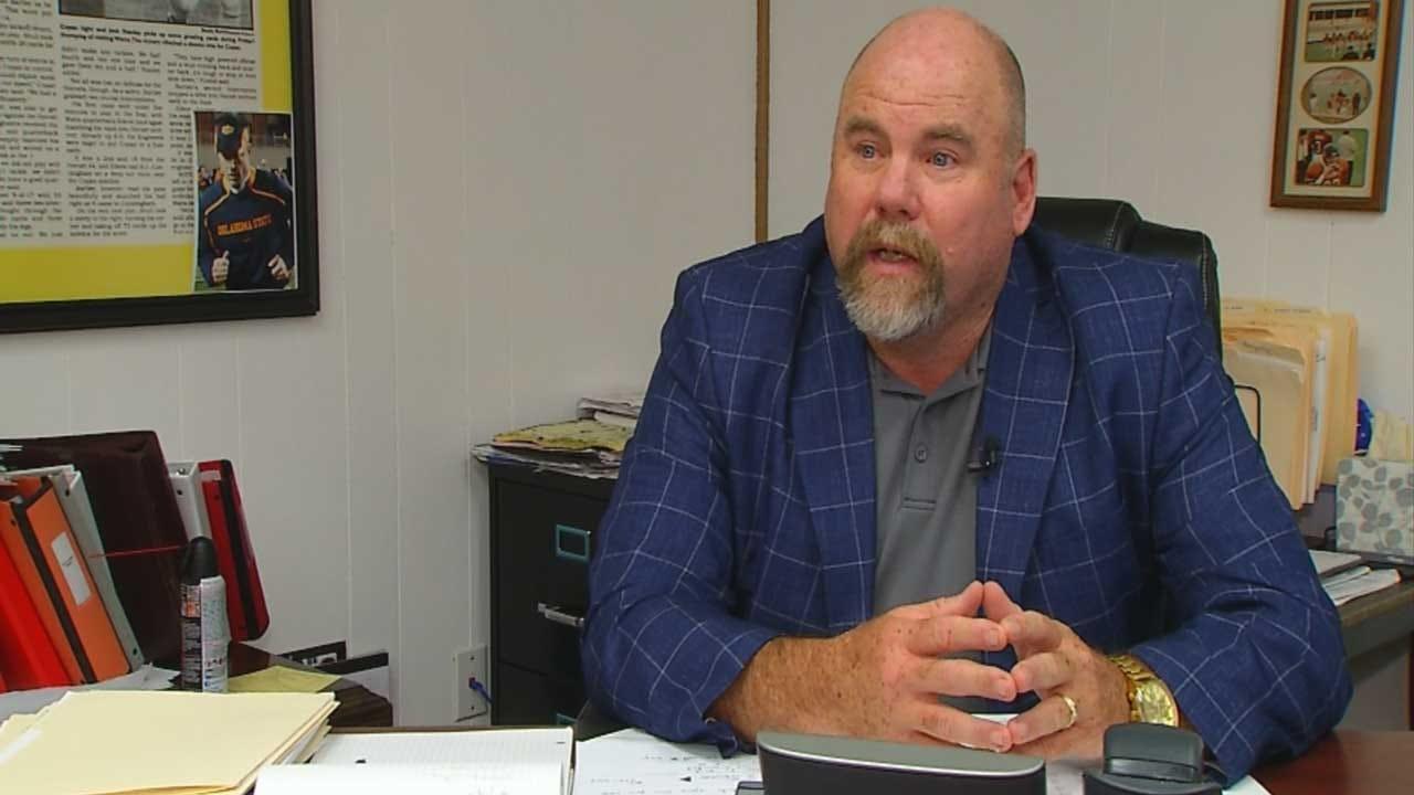 McLoud Superintendent: I've Buried My Third Kid Due To Gun Violence