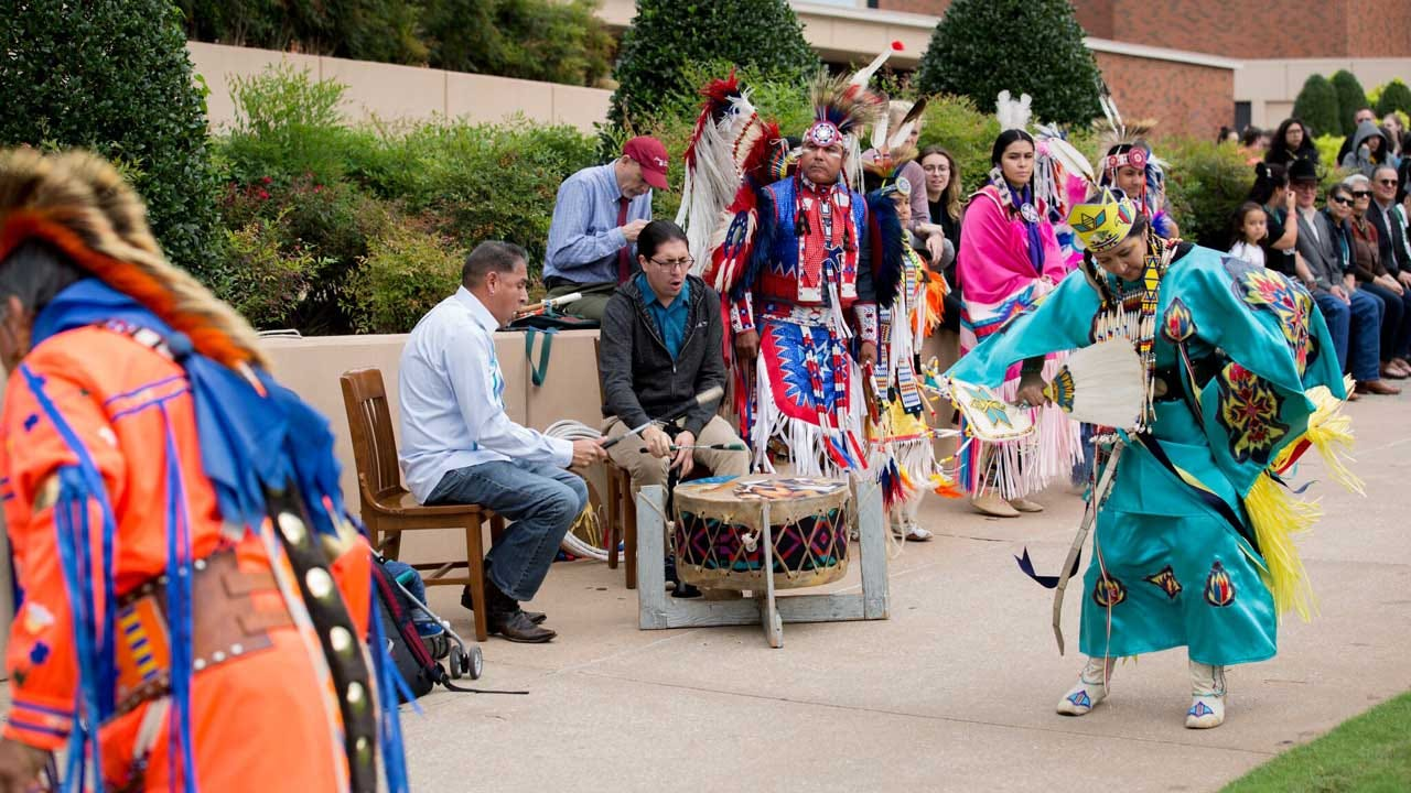 Oklahoma City Celebrates First Indigenous Peoples' Day