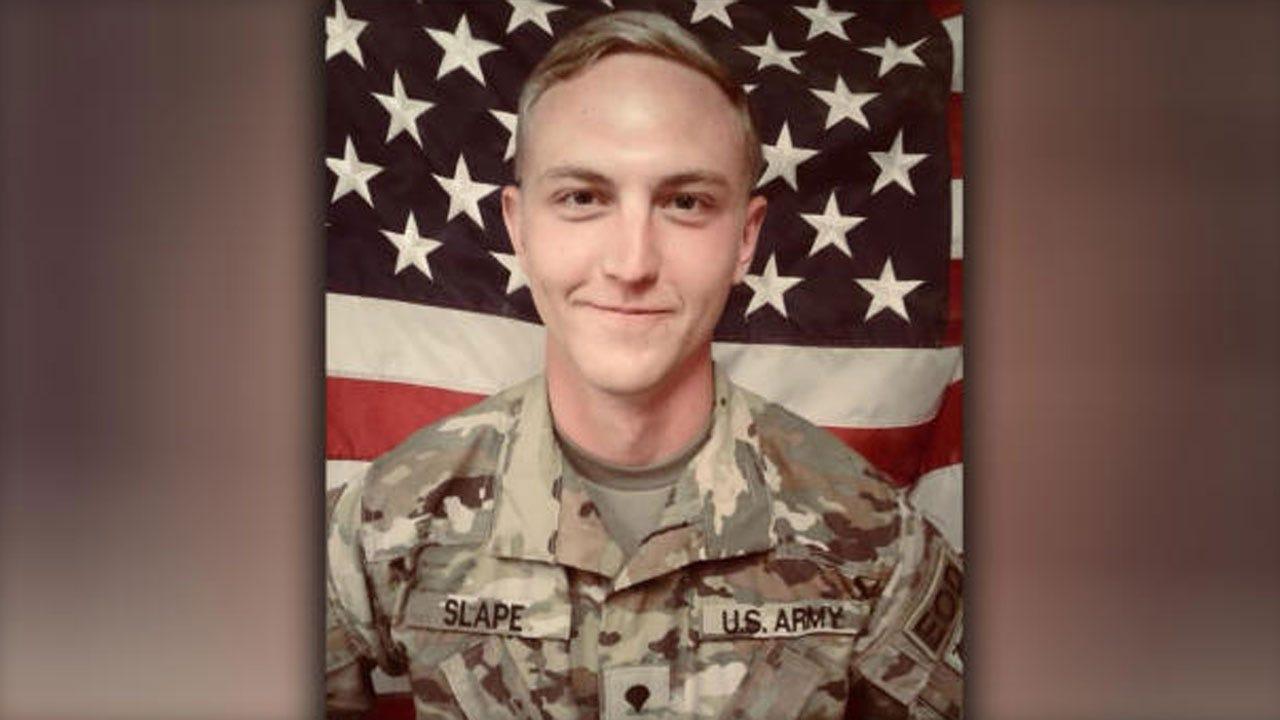 U.S. Soldier Killed In Afghanistan Identified