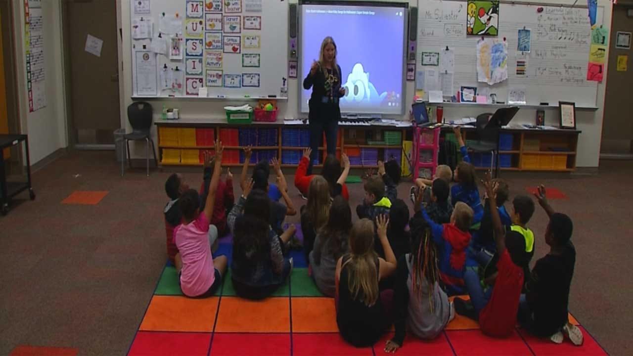 Mid-Del Public Schools Keep Students Safe During Tornado Warning