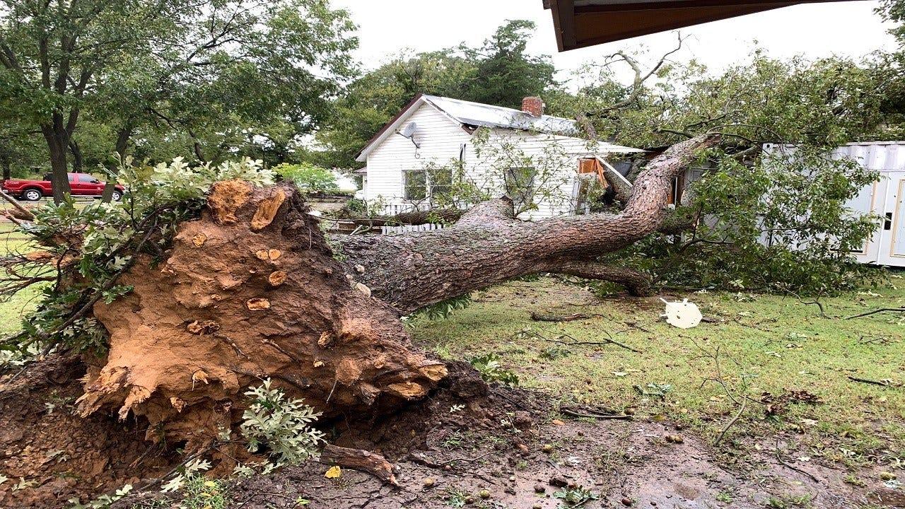 Viewers Share Oklahoma Storm, Damage Photos With News 9