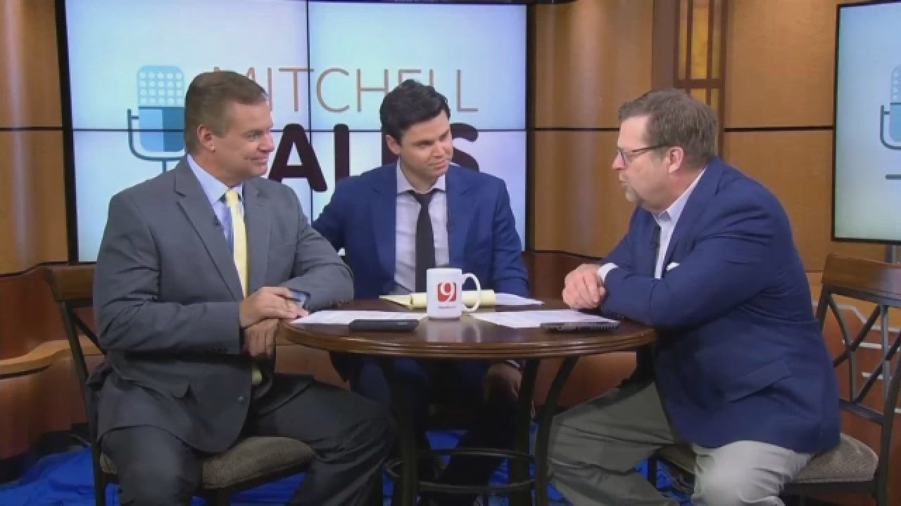Mitchell Talks: The News 9 Files - Run Off Election, Race For Governor