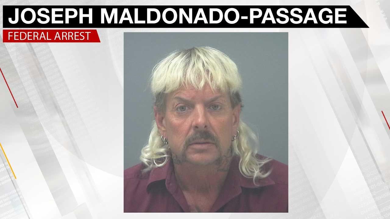 'Joe Exotic' To Remain In US Marshals' Custody Until Trial