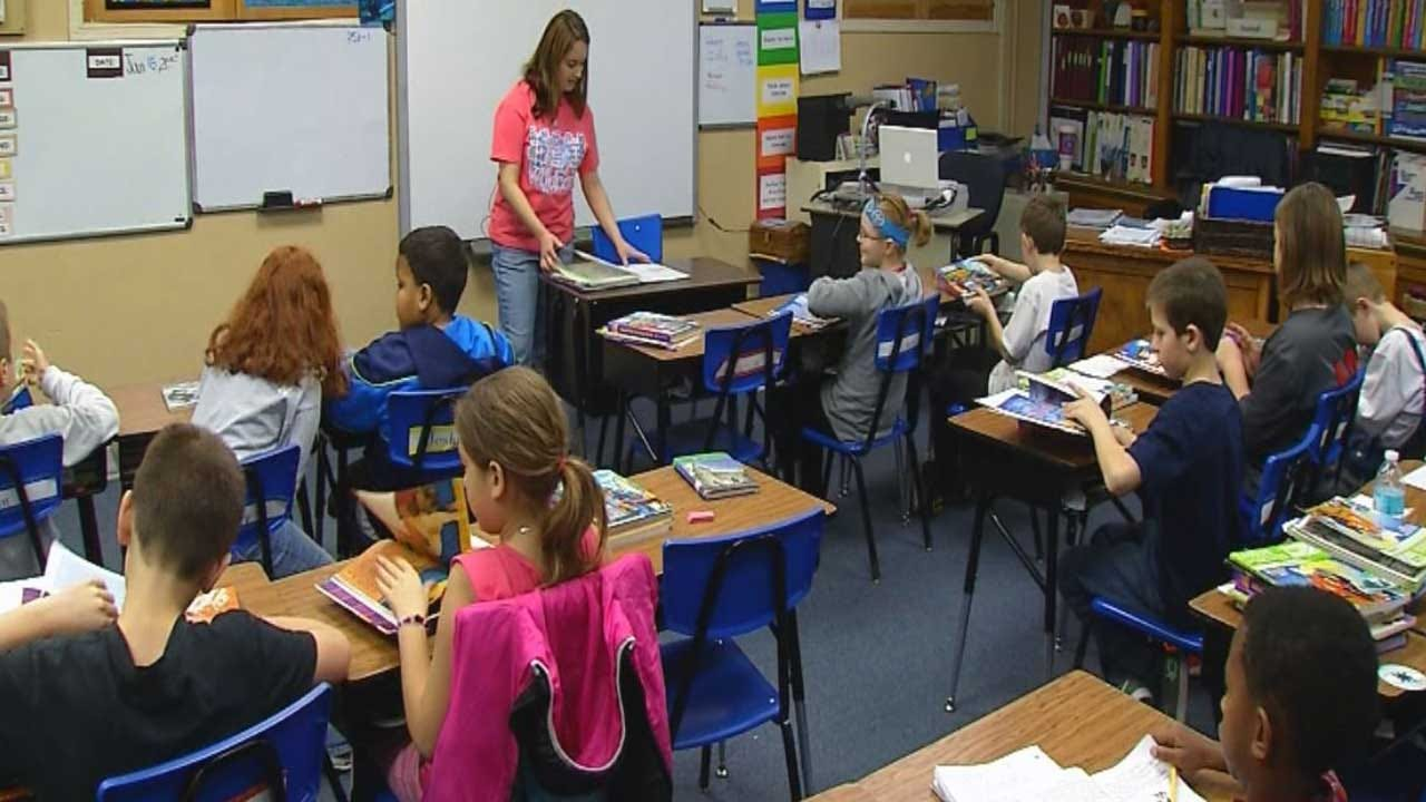 OKCPS Holding Job Fair, Open House In Preparation For Next School Year