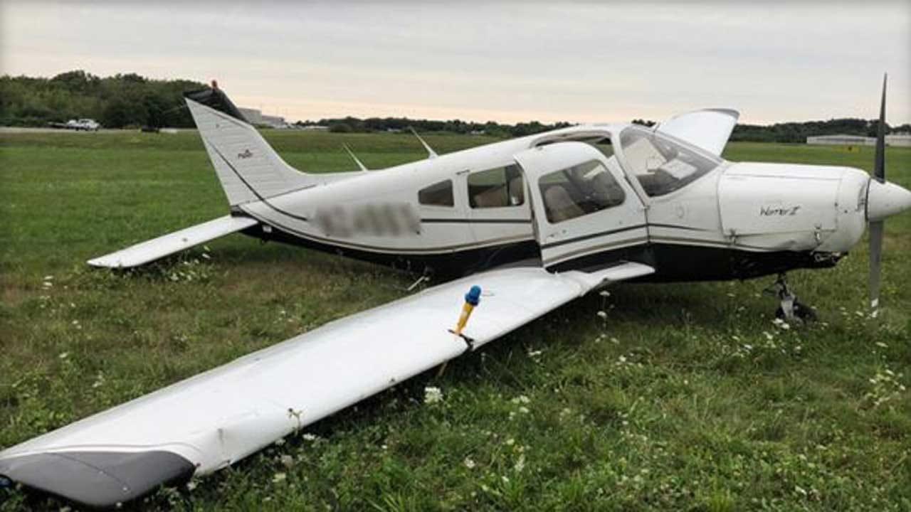 Teen Pilot Makes Emergency Landing After Losing Wheel At Takeoff