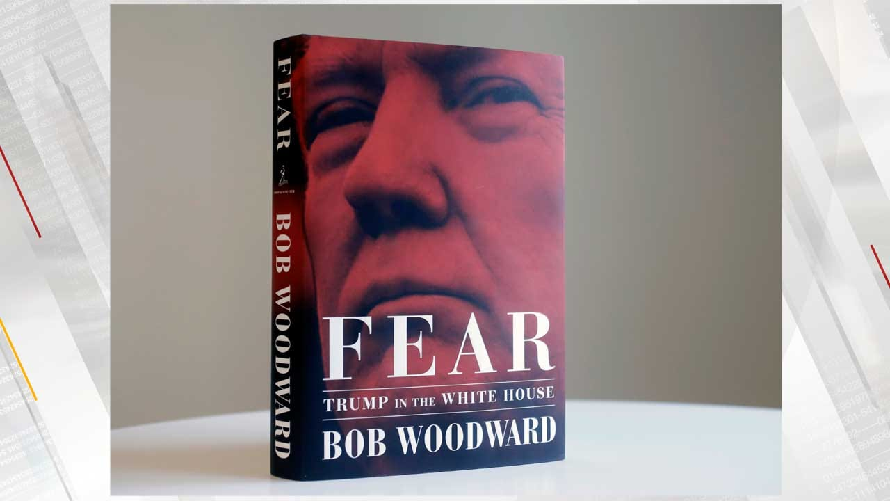 Trump Insults Woodward Book Again, Says He'll Write 'The Real Book!'