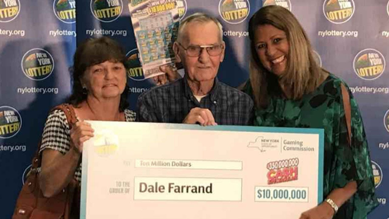 Dog Owner Wins $10M In Lottery After Stopping To Buy Pooch A Snack