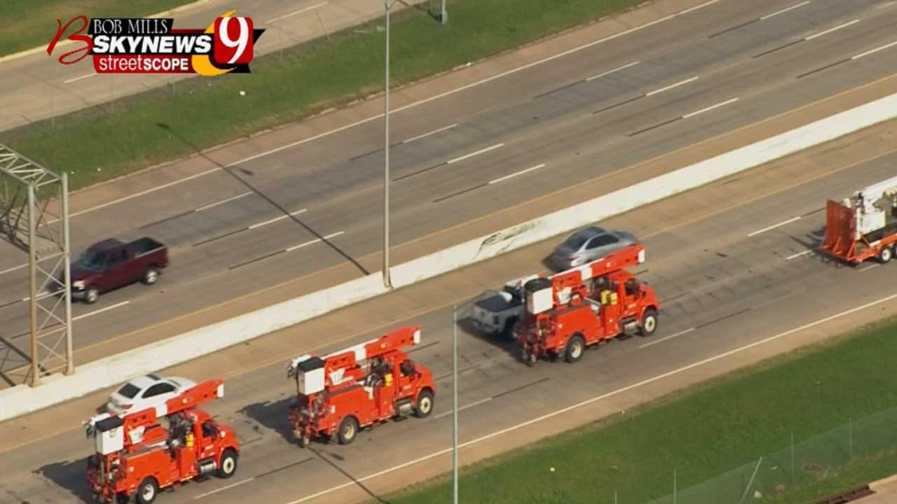 OG&E Crews Heading To North Carolina To Help With Hurricane Florence
