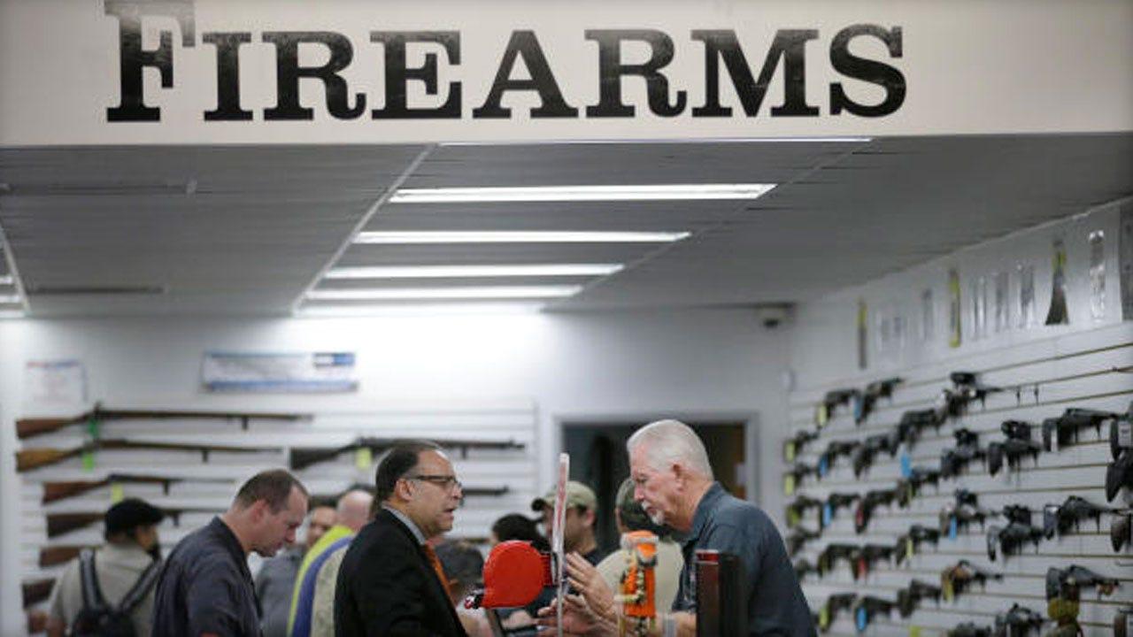 California Law Banning Handgun Ads At Gun Shops Struck Down By Judge