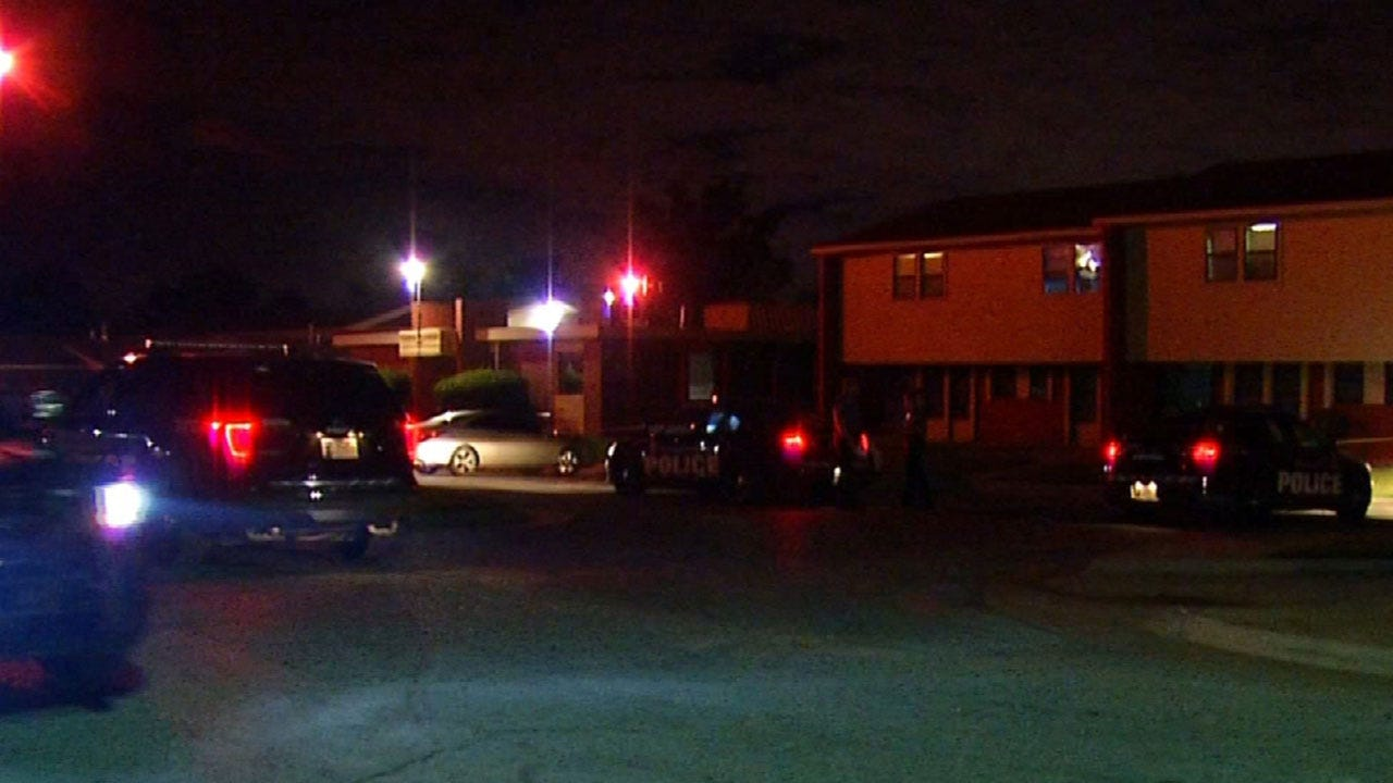 Man Hospitalized After Shooting At Apartment In Spencer