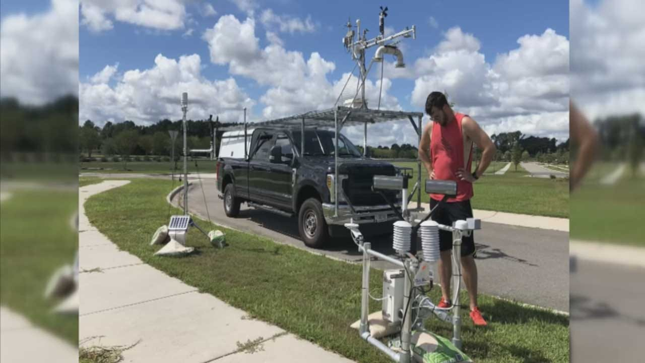 OU Researchers In North Carolina Studying Hurricane Florence