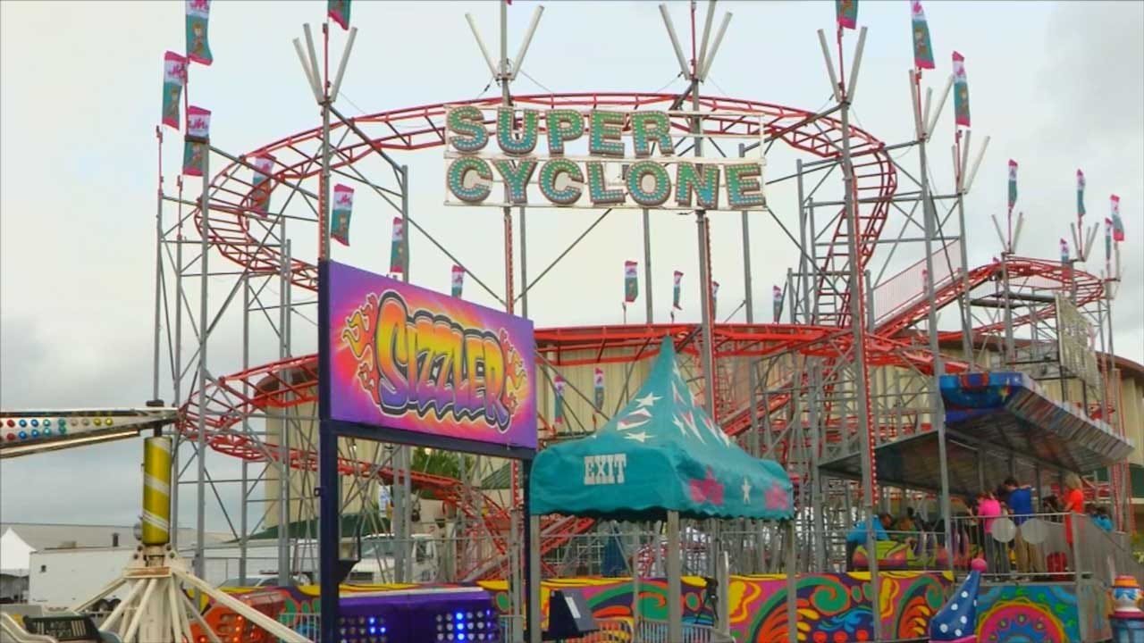 State Fair Ride Inspections Begin Ahead Of Fair Opening