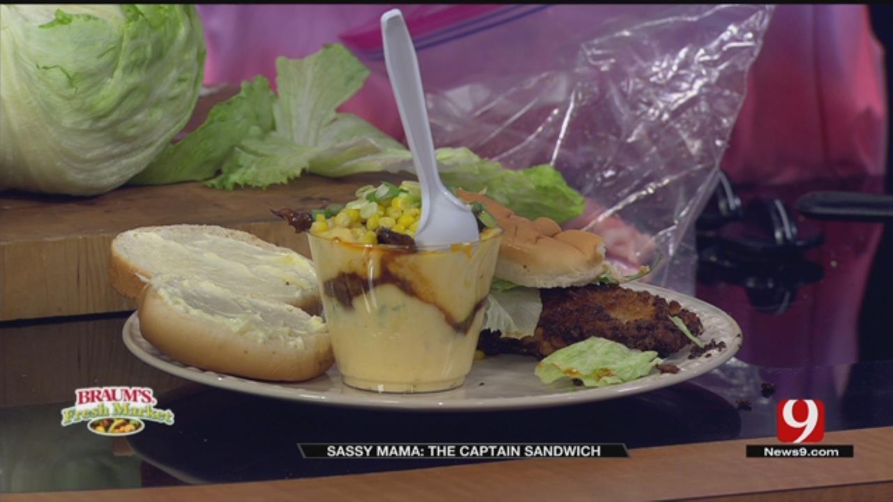 The Captain Sandwich