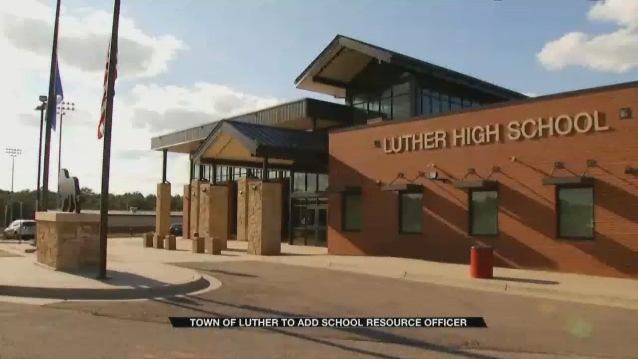 Town Of Luther To Add School Resource Officer