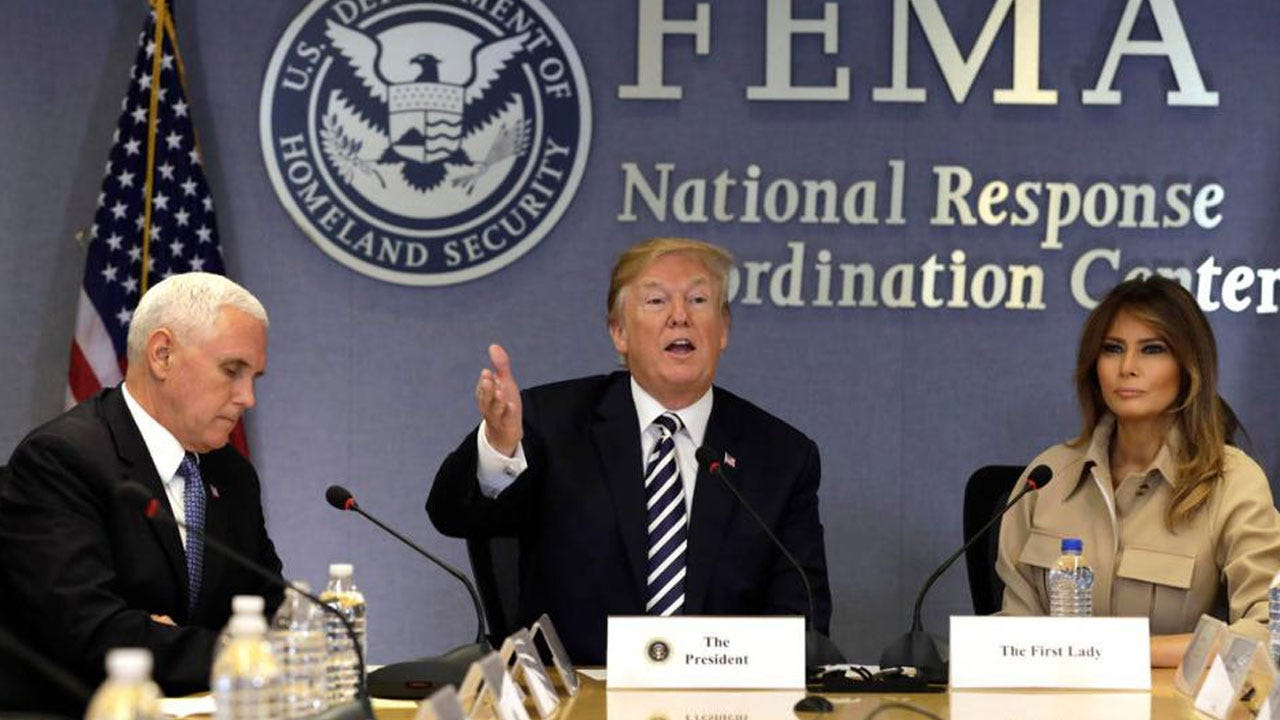 Trump Administration Redirected Nearly $10 million Of FEMA Funds To ICE, Documents Show