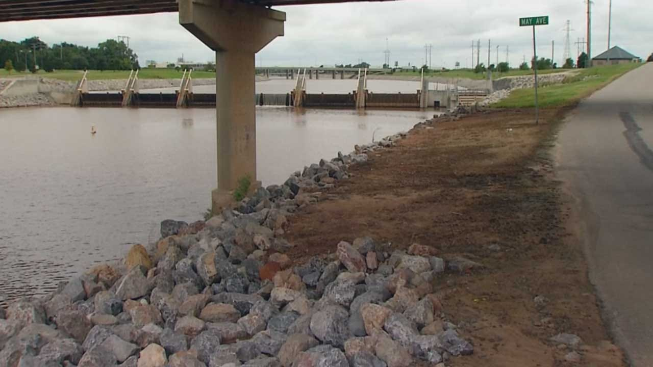 Banks Of Oklahoma River To Be Transformed With Trees