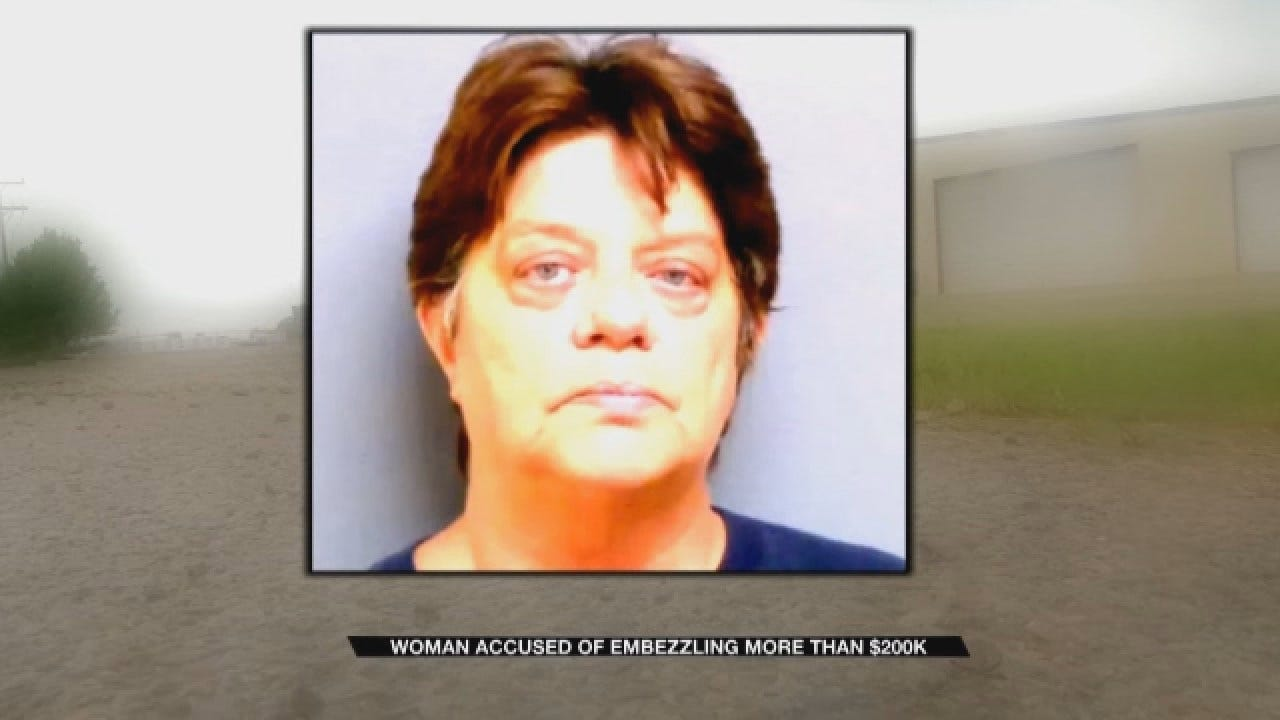 Payne County Woman Steals Almost $200,000 From Boss, DA Says