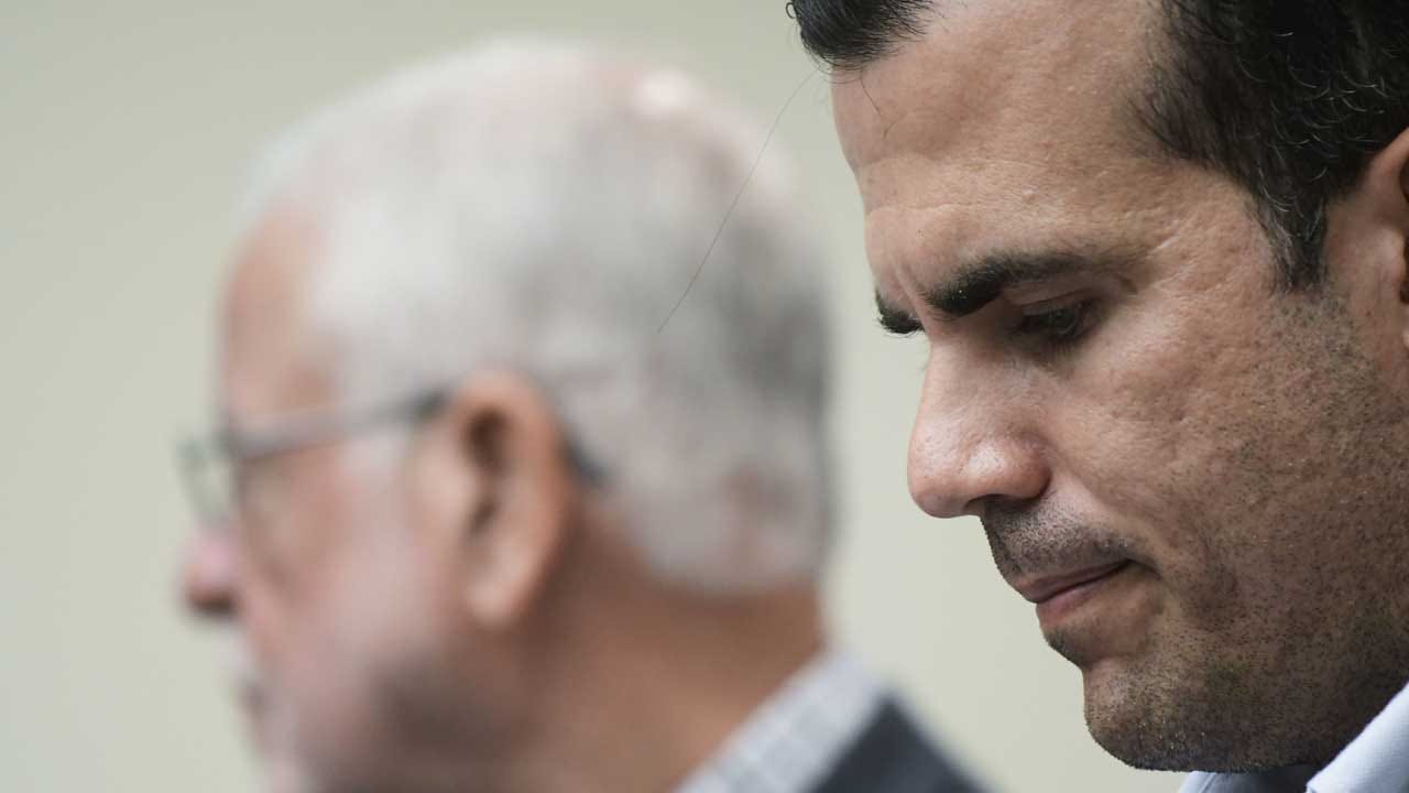 Puerto Rico Gov.: Victims Don't Deserve 'Their Pain To Be Questioned'