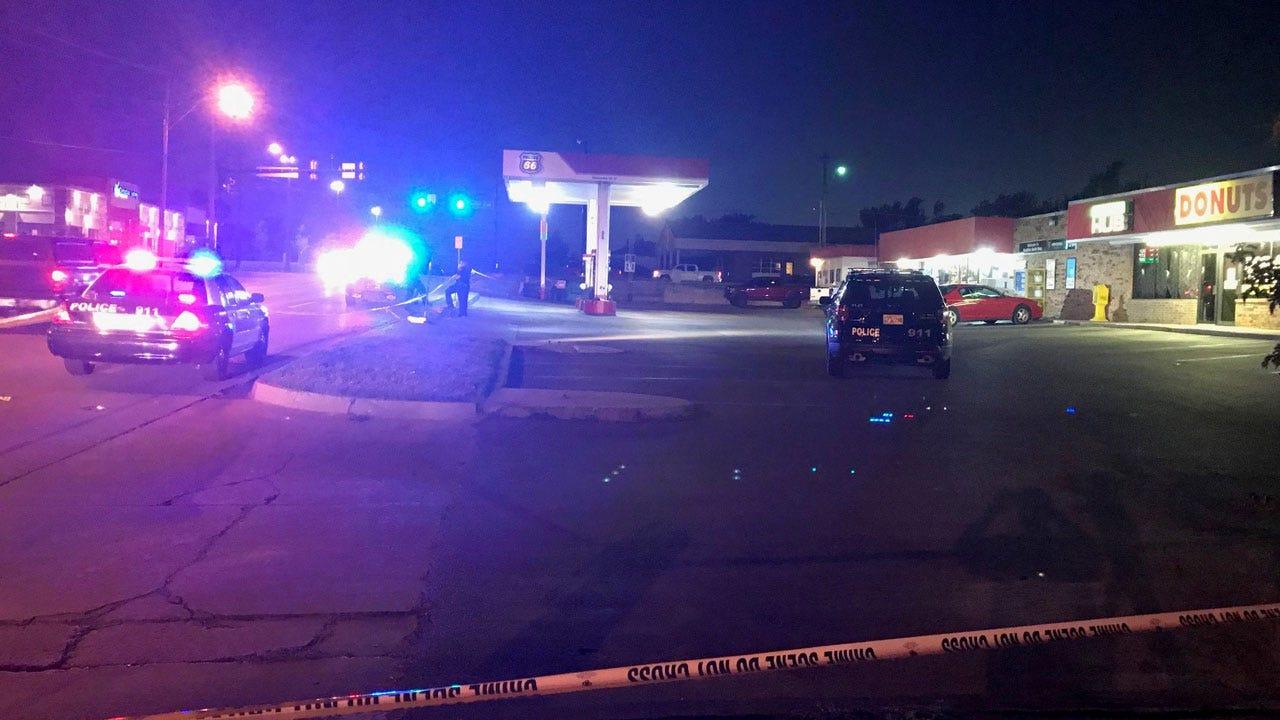 1 Transported After Shooting In El Reno