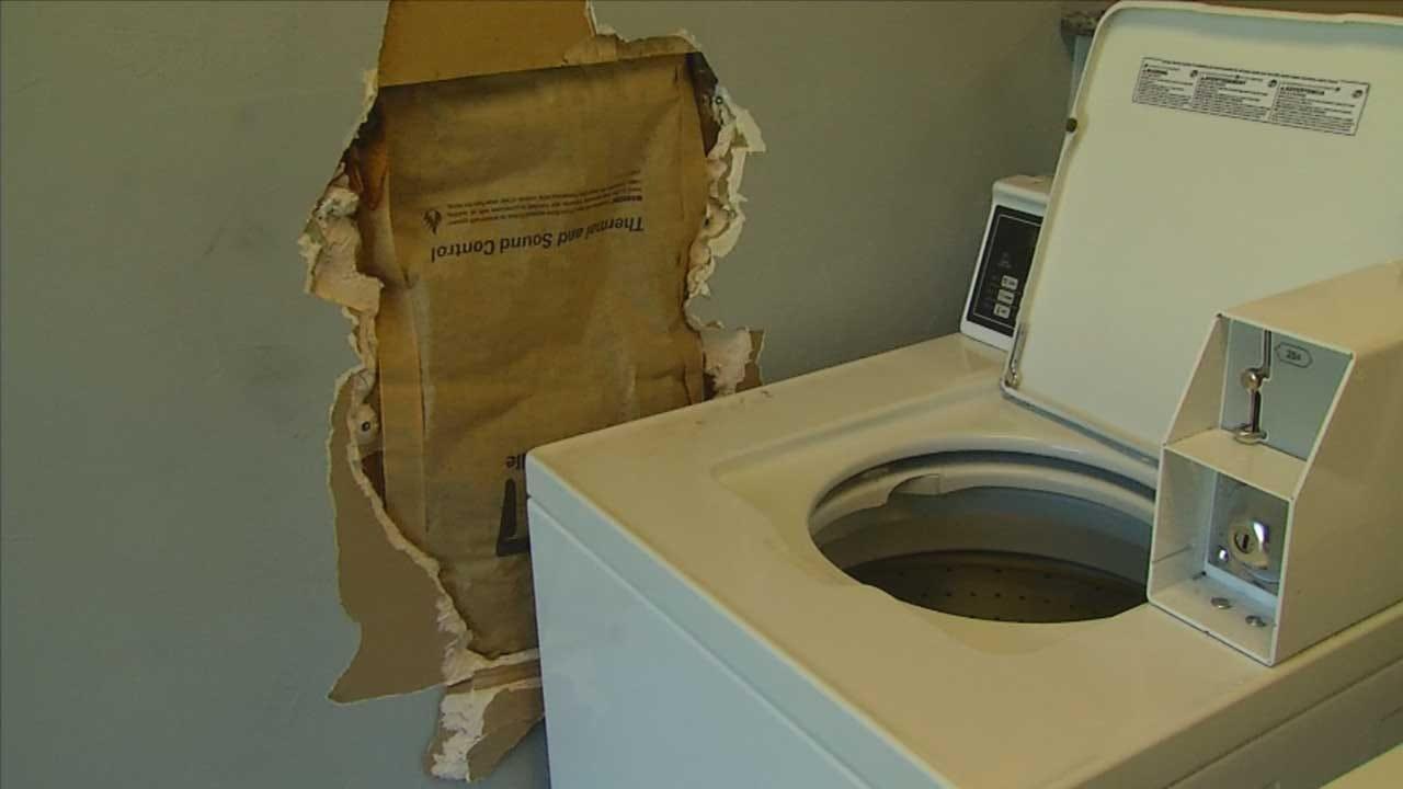Burglars Take Extreme Measures To Break Into Metro RV Park Office