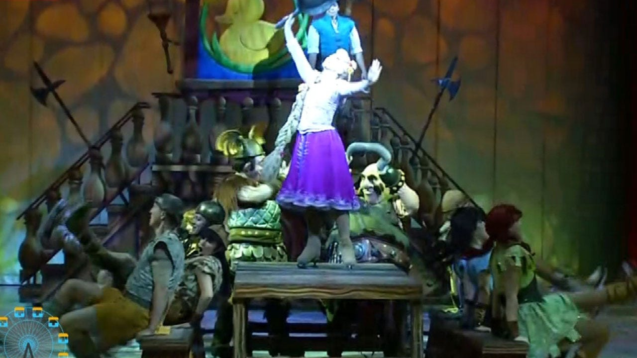 "News 9 Goes Behind-The-Scenes With Disney On Ice's ""Dare To Dream"""