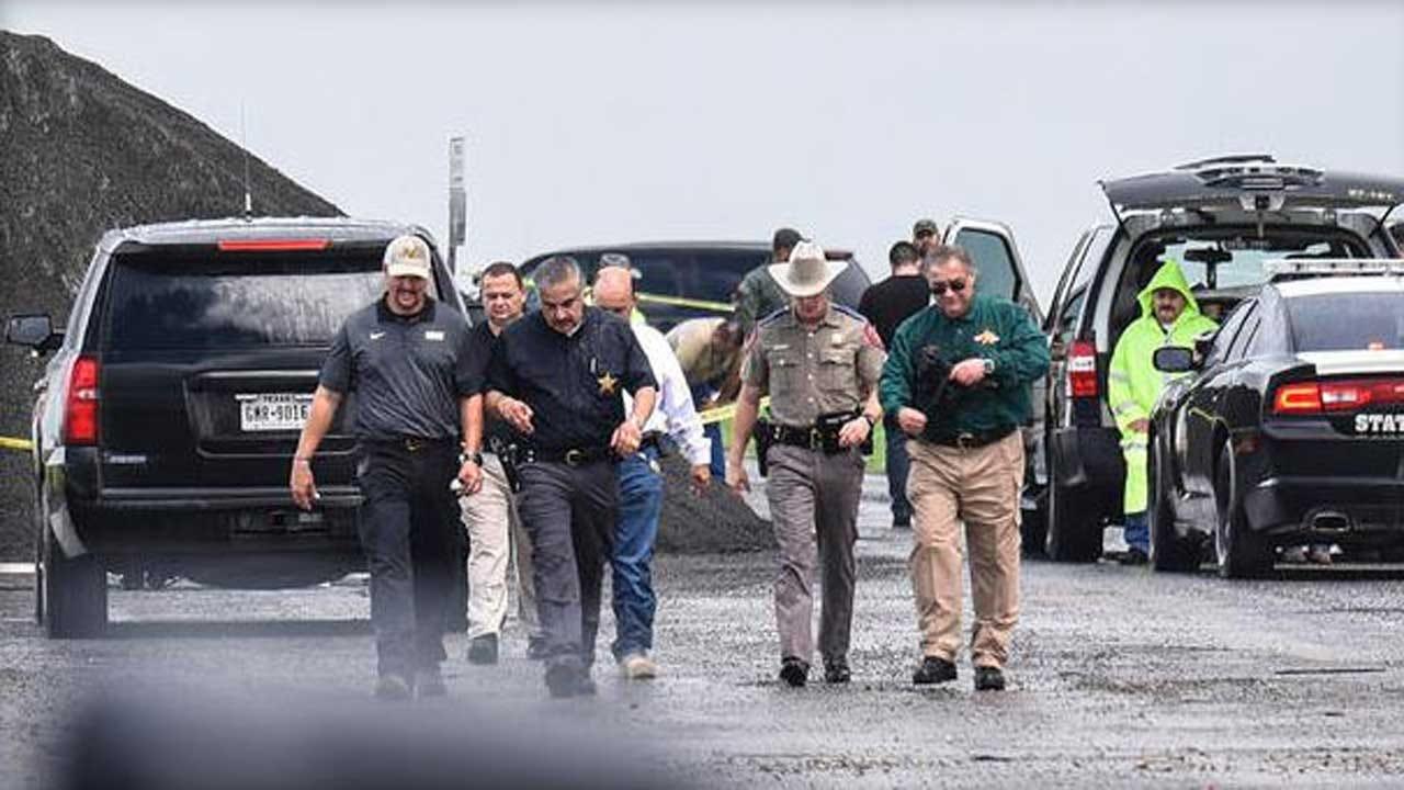 Border Patrol Agent Suspected Of Killing 4 Women