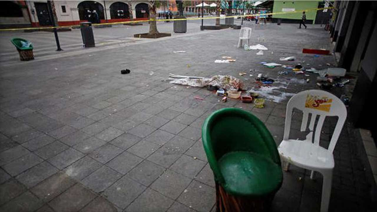 Gunmen Dressed As Mariachi Musicians Kill 4, Wound 9 In Mexico City Tourist Area