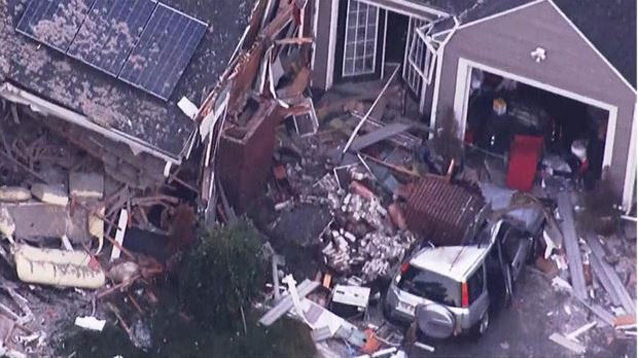 Massachusetts Residents Allowed To Return To Homes After Gas Explosions