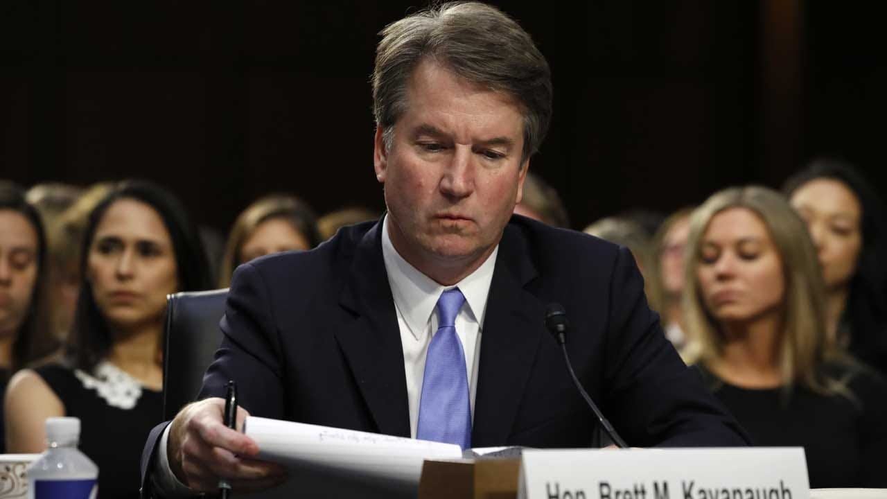 Brett Kavanaugh Proceedings: Can A Supreme Court Justice Be Impeached?