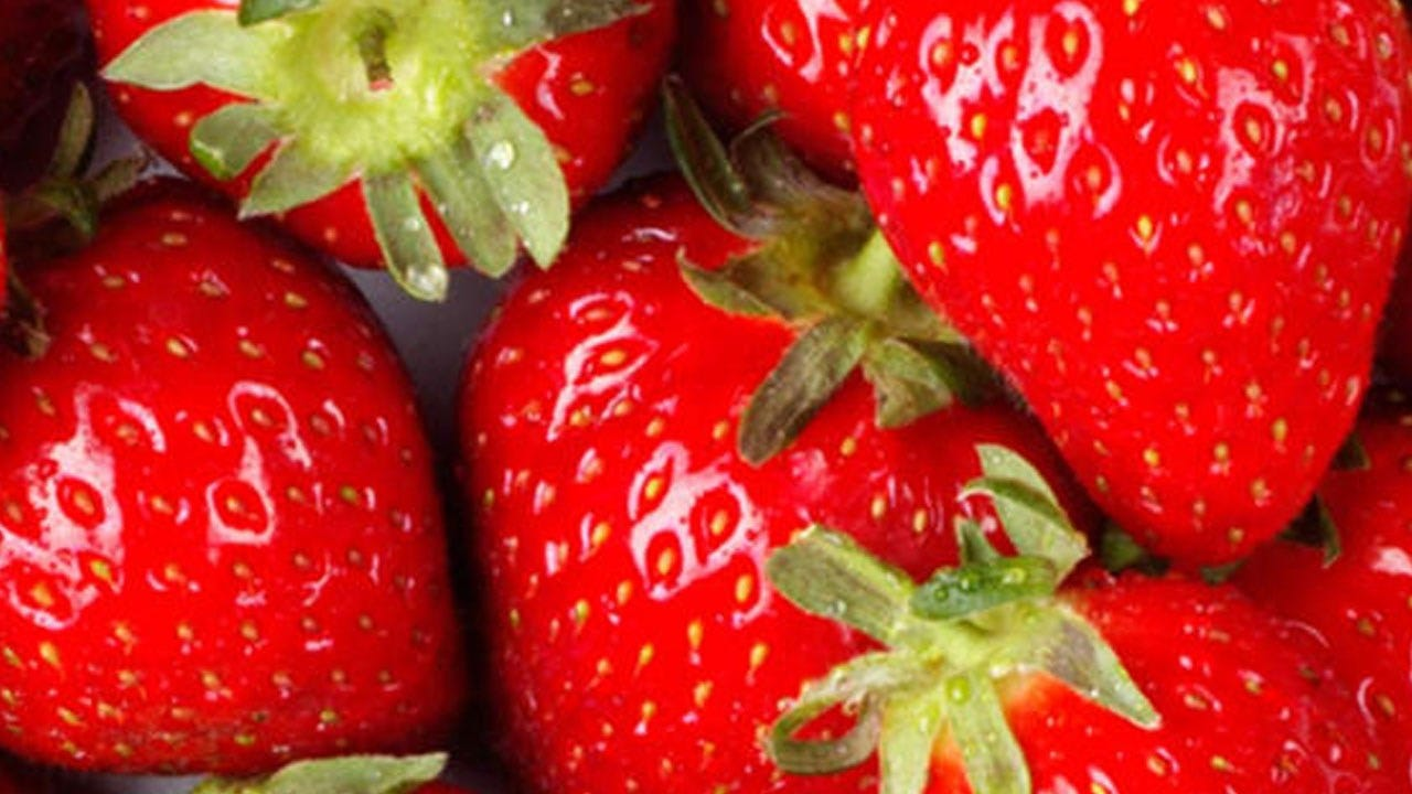 Hunt For Clues After Needles Found In Supermarket Strawberries