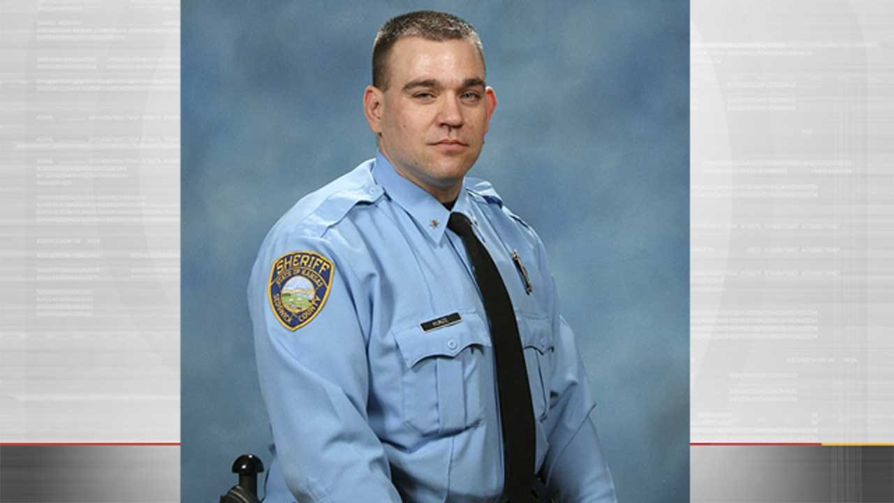 Officials: Felon Fatally Shot Kansas Deputy During Arrest