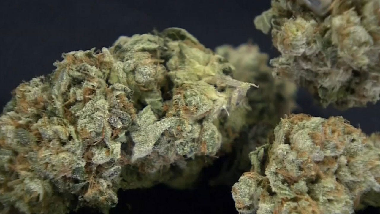 Emergency Appropriations Being Used To Fund Med. Marijuana Program