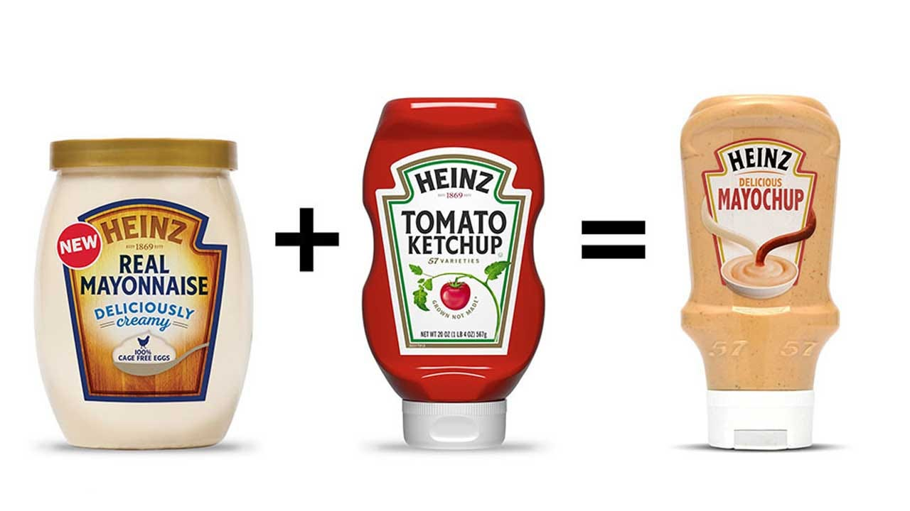 Heinz Ketchup Officially Debuts New 'MayoChup' Sauce In U.S.