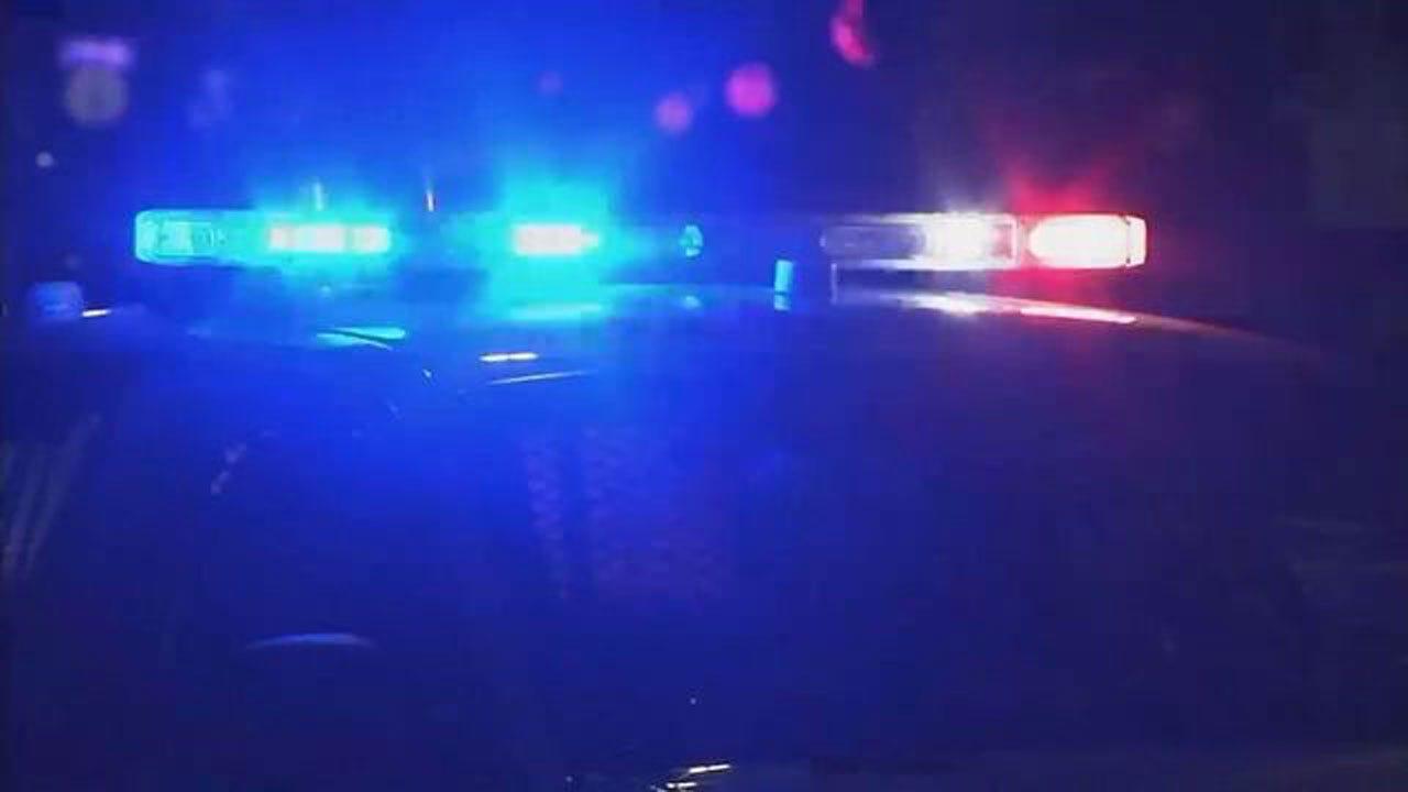 Man Dies After Being Shot, Crashing Into Backyard