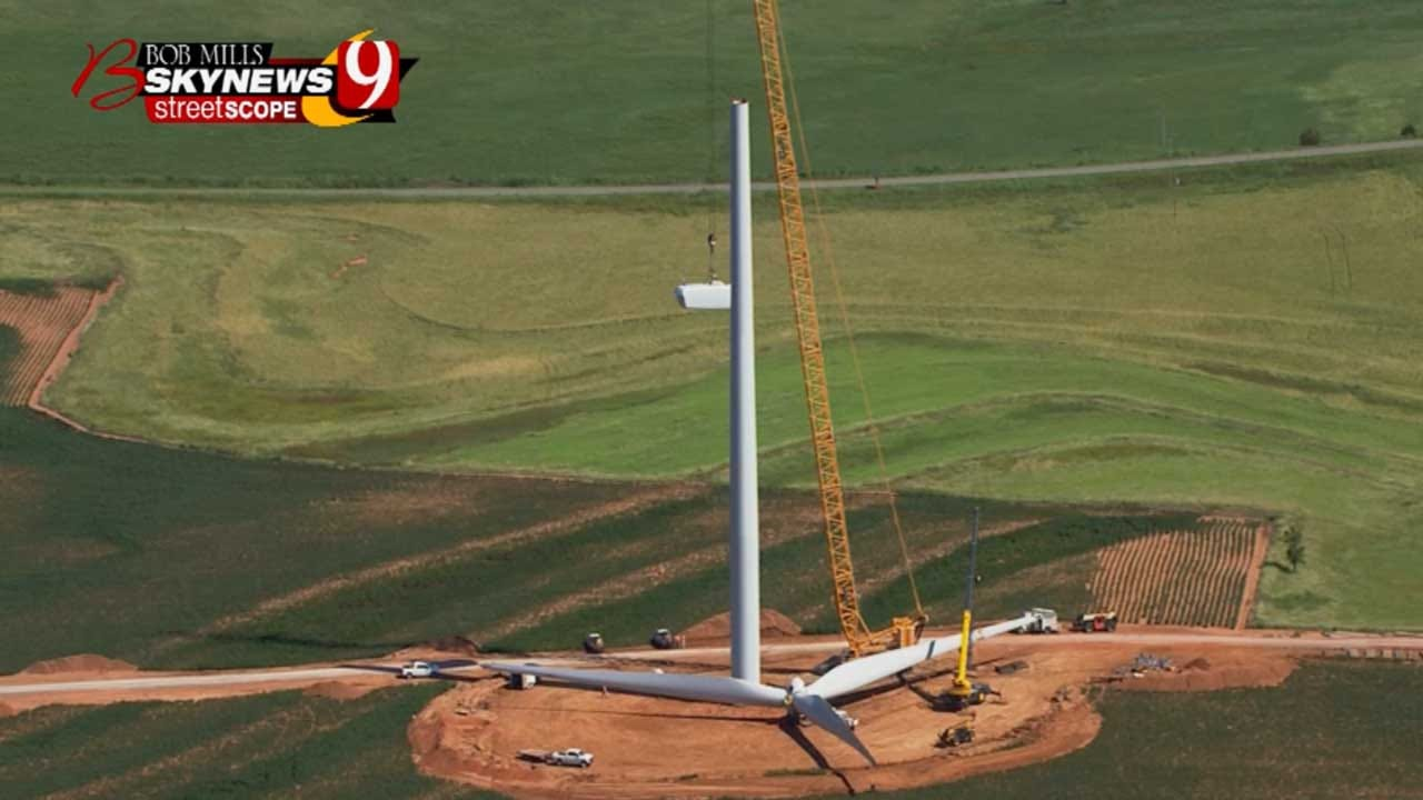 OCC Addresses Controversial Wind Turbine Construction