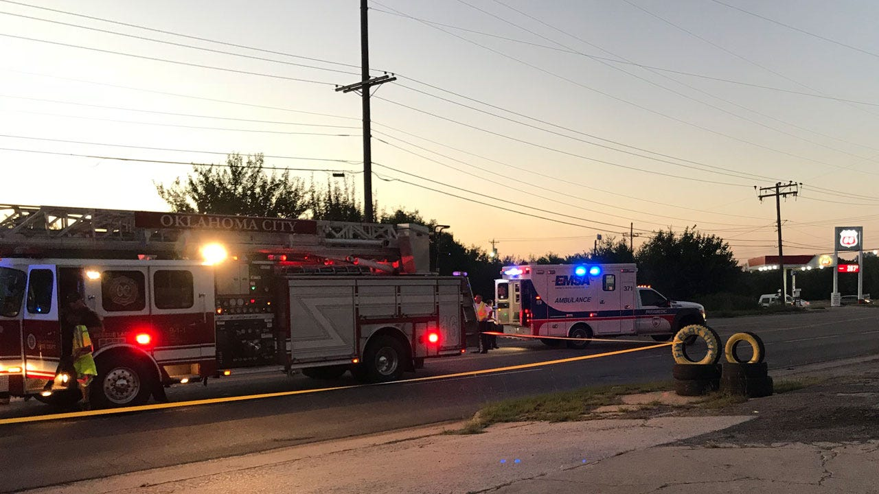 One Fatality Confirmed In Auto-Pedestrian Accident Near SE OKC