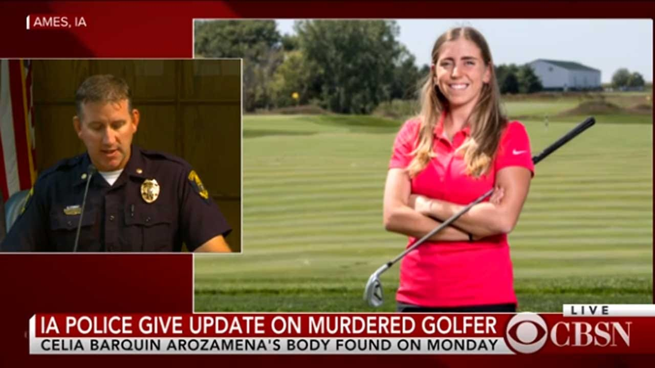 Star Student Golfer Found Dead At Golf Course; Man Charged