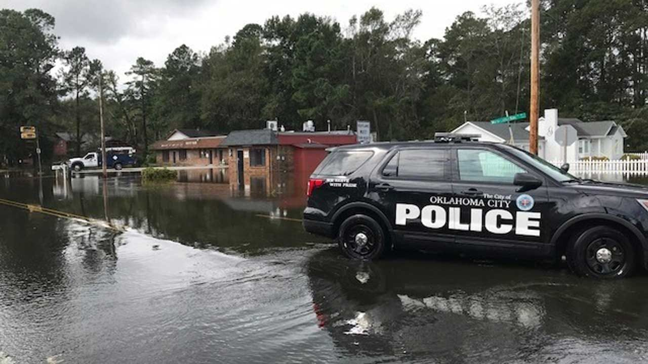 Metro First Responders Continue Helping In NC After Florence