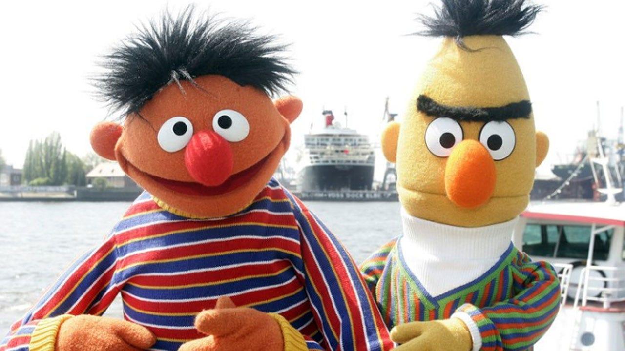 'Sesame Street' Wants To Clarify: Bert & Ernie Aren't Gay'