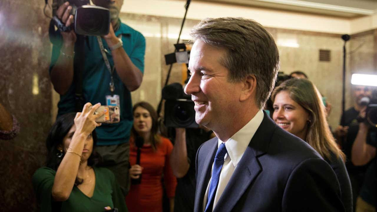 Brett Kavanaugh Says His Loyalty Is To Constitution, Not President At Confirmation Hearing